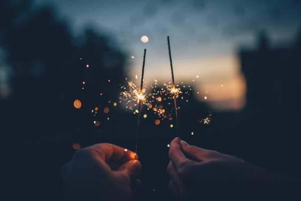 Los propósitos del año nuevo